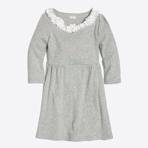 Soft and Ruffle - Crewcuts Dress for Little Lady